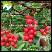 2%/9% Schisandrins from Schizandra Chinensis Extract