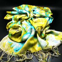 ladies pashmina printed shawl and scarf in 2013