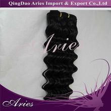 Amazing virgin malaysian curly hair weft
