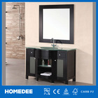 Bathroom Vanity Green Glass