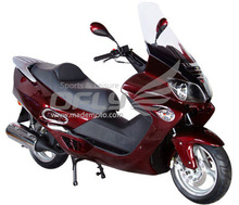 X'mas Gift 150cc gas motor scooter with 4 Stroke for sale