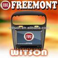 witson gps navigazione per auto per la fiat freemont
