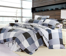 Queen Size Printed Cotton&Polyester Duvet Cover Sets/Bed Sheet Sets