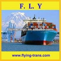 Evergreen shipping line from shenzhen/guangzhou to USA