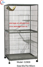 Pet product cat house and metal Cat Cages