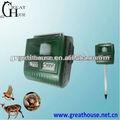Verde gh-192b solar de múltiples funciones de zorro& ciervos& de aves& bate de disuasión