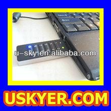 Secure USB Flash Drive - Secure Encrypted USB Flash Drive Secure, 256-bit Hardware AES Encryption & Password Secure USB Drive