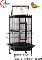 Best prices high quality pet product metal parrot bird cages