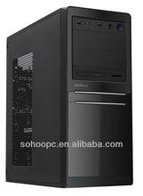 New model ATX computer case/Shinning black