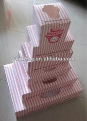 high quality red box cupcake