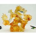 venta al por mayor de feng shui productos de arte abstracto de lazurita dragón el artículo de regalo