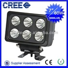 Cree Led Work Lght 60W 4wd accessories ,Work Lamp,12V 24V led auto light