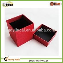 Metallic Golden Foil Tuck Top Gift Boxes Supplier