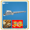 Popular CE Certificate Full Automatic Wafer Biscuit Production Line/wafer biscuit making machine/wafer processing equipment