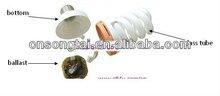 Two parts skd energy saving bulbs