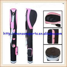 custom mini golf bag quality nylon new design FLTF09010
