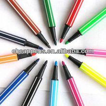 Brush watercolor marker