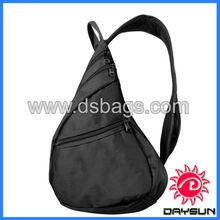 1680D Polyester sling bag for men