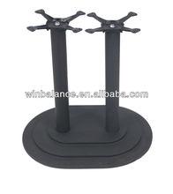 Cast Iron Furniture Round Patio Table Legs