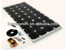 price per watt solar panel 100w solar power