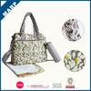 Floral Cotton Baby Bag Cotton Mummy Bag