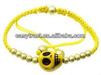 fashion skull bracelet Model B455