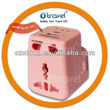 High quality USB AC Adapter US / EU / UK / AU Plug Socket Wall Charger Adaptor