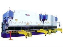 2-WF67K double-unit CNC plate press brake Language Option French