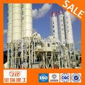 mezclador de la cacerola de hormigón planta de hormigón