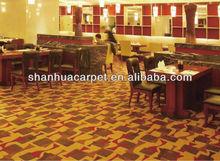 noble hotel bar room axminster carpet from Shanhua carpet