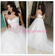 wedding dresses long tails puffy wedding dresses