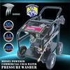 Diesel High Pressure Washer 3600DF/3600DFR