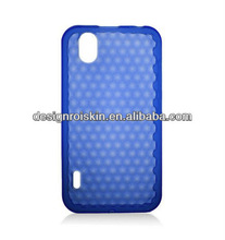 tpu case for LG Marquee LS855 mobile body cover