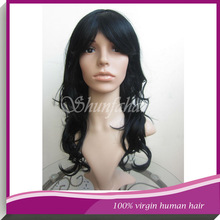 100% human hair kinky curly full lace wig,wig cosplay,natural color mono wigs