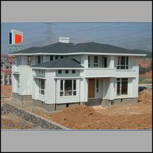 prefabricated portable homes villa