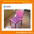 cnc de fresado concepto modelo de silla de plástico fabricación de prototipos