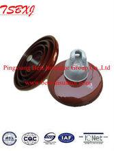 52-3 disc type insulator/normal type/11kV