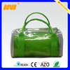 clear pvc jelly bag with handle(NV-P0202)