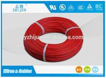 180C 300/500V silicone rubber insulation cable