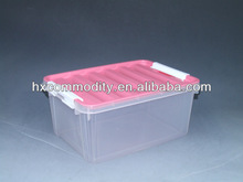 lock plastic storage 15L