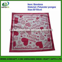 Handmade fashion lady scarf