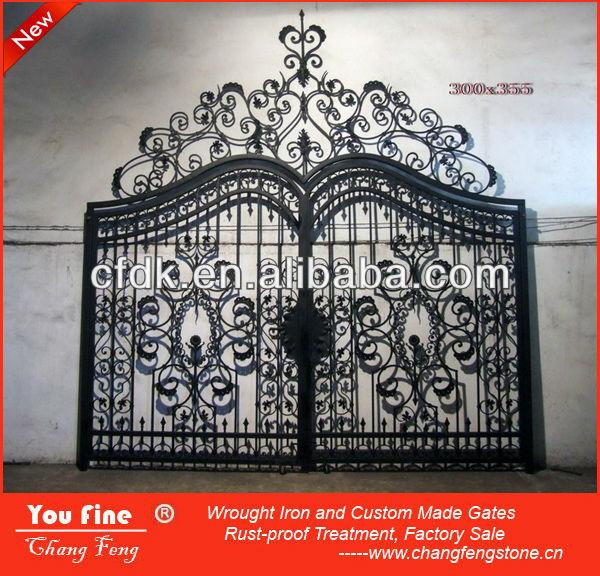 Art iron main gate designs, View iron main gate designs, You FIne ...