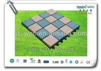 DIY WPC Deck tile decoration your private garden/yard