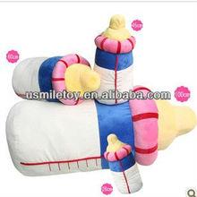 plush toy nursing bottle,stuffed toy nursing bottle