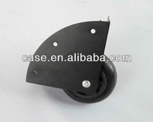 corner caster luggage accessories , luggage parts , luggage wheels