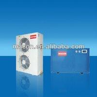 Split type heat pump,Macon 2015 EVI DC inverter heat pump(energy saving)