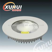 2013 hotsale award winning led bulb,CE approval 85-265V LED Epistar COB downlight