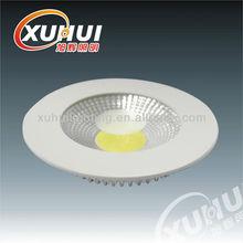2013 hotsale automotive bulb,CE approval 85-265V LED Epistar COB downlight
