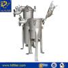 Top inlet / Side inlet Stainless steel single bag filter housings