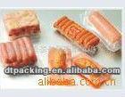 custom printed vacuum bags for sausage / food vacuum plastic bag&Sausage, meat and frozen food multilayer nylon plastic food bag